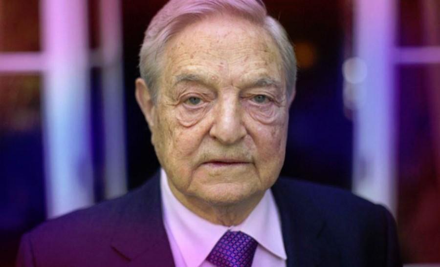 Rendhagyó köszöntőbeszéd a 88 éves Soros Györgynek