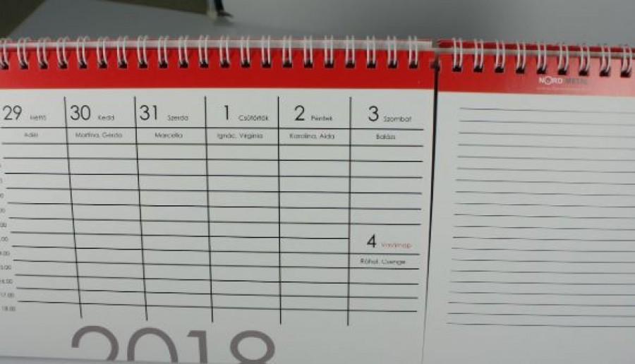 Figyelem! Már most jegyezd be ezeket a dátumokat a naptáradba.