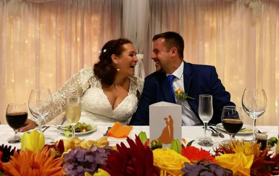 Rendhagyó nászajándékot kért a sárvári ifjú pár
