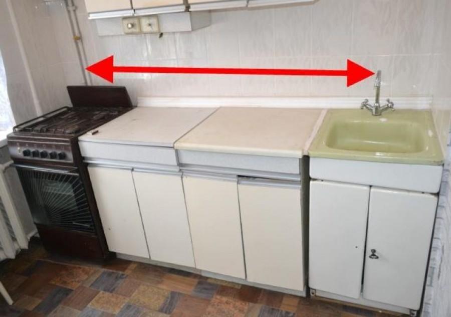 Ezért nem szabad a konyhában egymás mellé rakni a tűzhelyet és a mosogatót